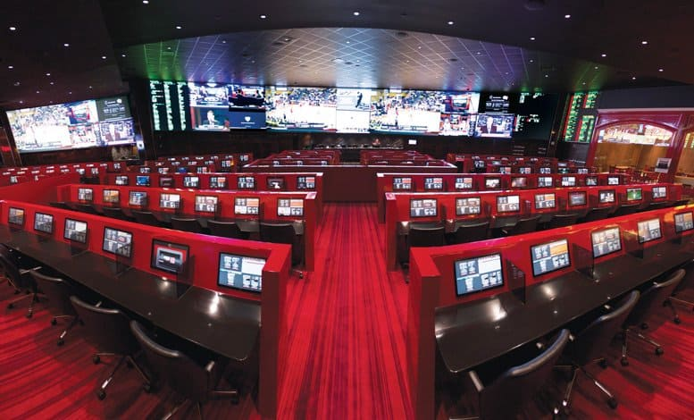online betting in nevada