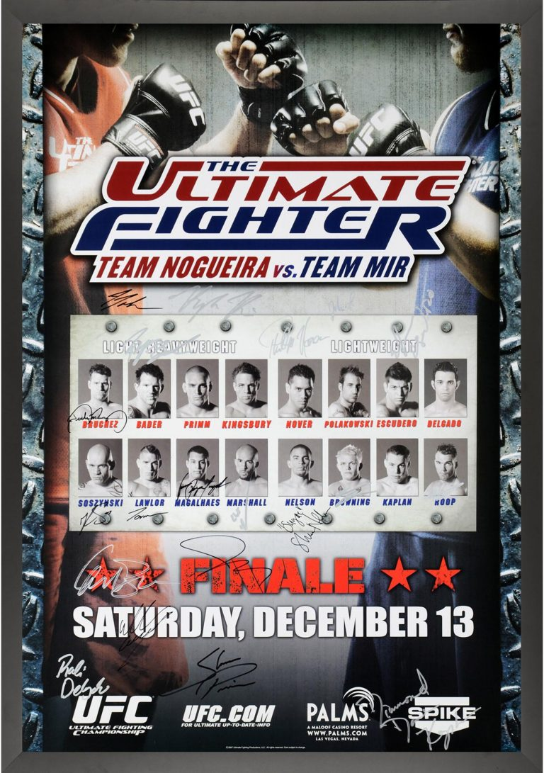 The Ultimate Fighter 8 Finale Weigh-in Results, Salaries, Bonuses, and Medical Suspensions