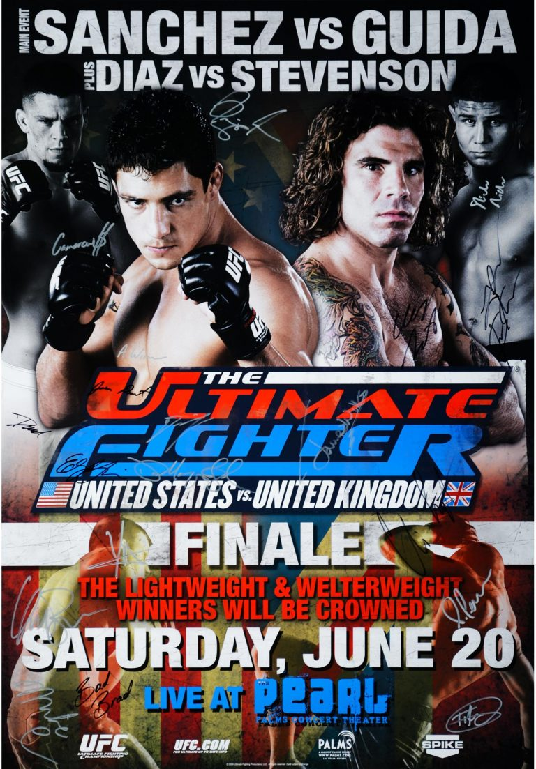 The Ultimate Fighter 9 Finale Weigh-in Results, Salaries, Bonuses, and Medical Suspensions