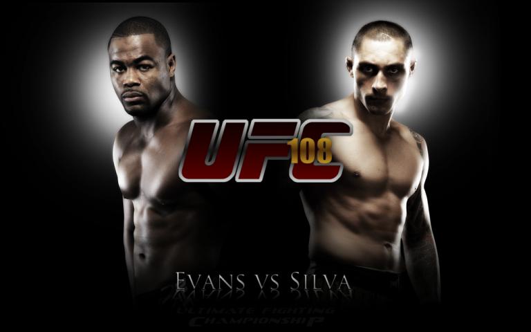 Mad Xyientist's Pre-Event Picks: UFC 108 – Evans vs. Silva