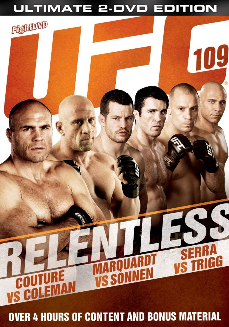 Moose's Pre-Event Picks: UFC 109 – Relentless