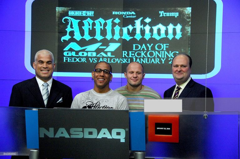 History of Affliction Entertainment