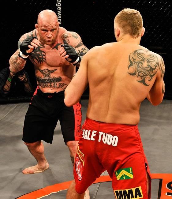 Mixed Martial Arts 101