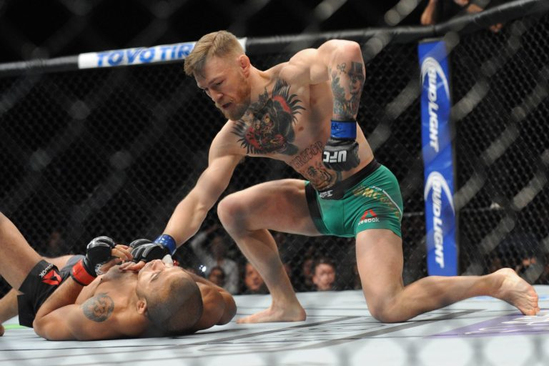 Like Conor McGregor, These UFC Fighters Never Defended Their Title