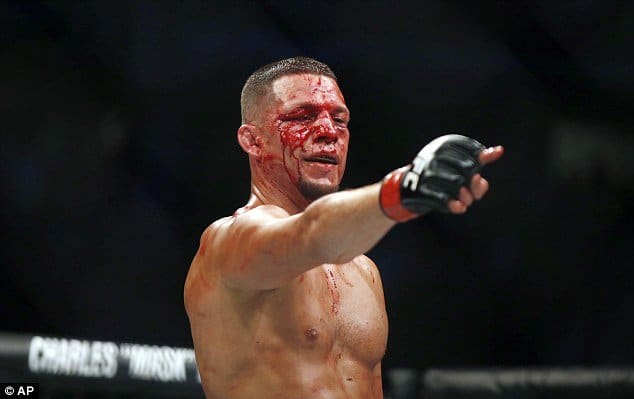 Top 5 Craziest Nate Diaz Moments Caught on Video