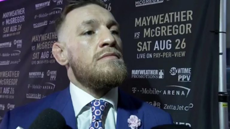 Conor McGregor & The Power of 'The Law of Attraction'