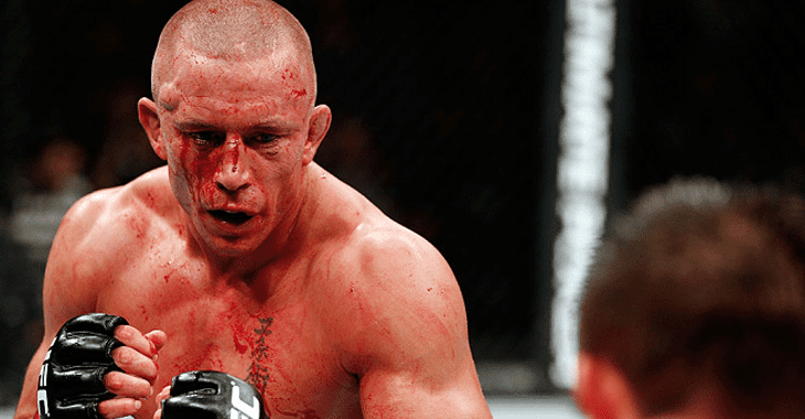 Georges St-Pierre to Have a Legend in his Corner Against Michael Bisping