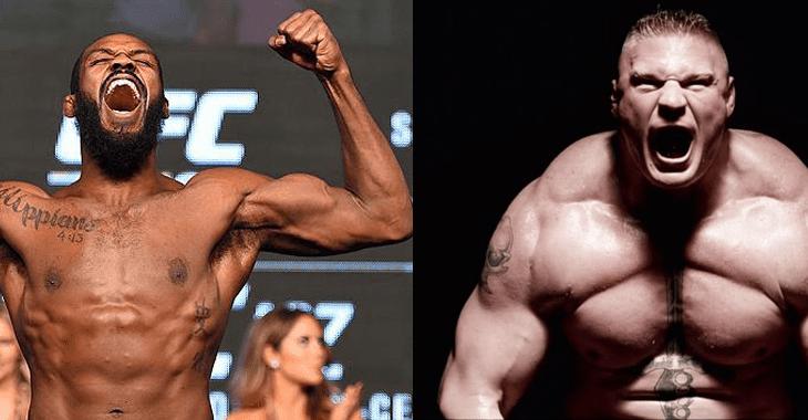 Brock Lesnar 'Was Set to Fight Jon Jones', Bellator vs. the UFC and More