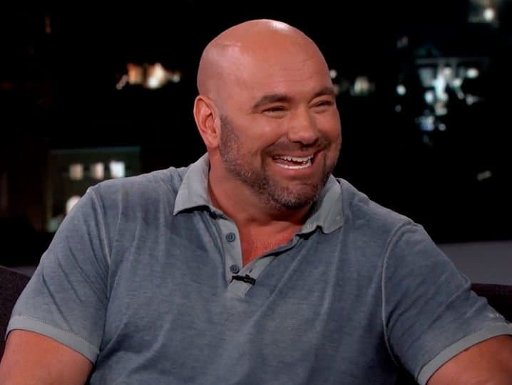 """UFC Fighter's Coach to Dana White: """"He Almost Died for Your Organization"""""""