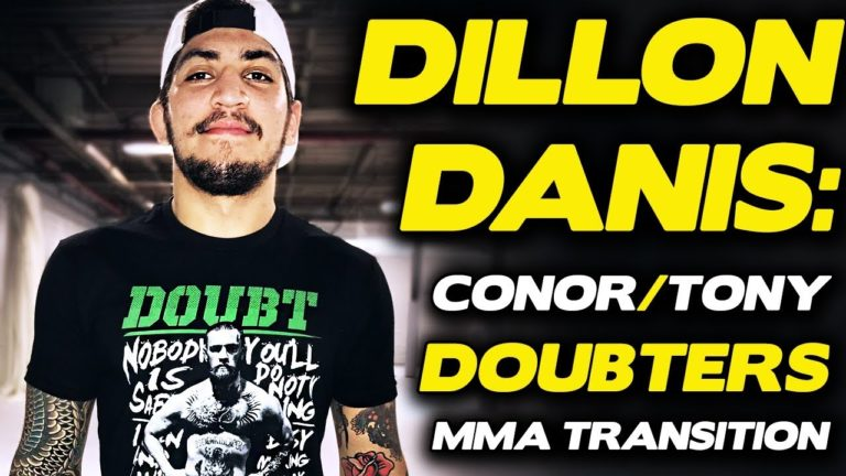 Tony Ferguson Has no Advantage Over Conor McGregor on the Mat – Dillon Danis