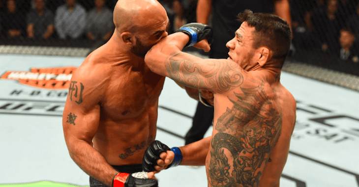 UFC Winnipeg: Robbie Lawler Compares His Career Move To Rafael Dos Anjos