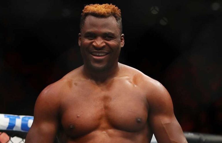 Francis Ngannou: From Child Mine Worker & Homeless Adult to UFC Heavyweight Champion?