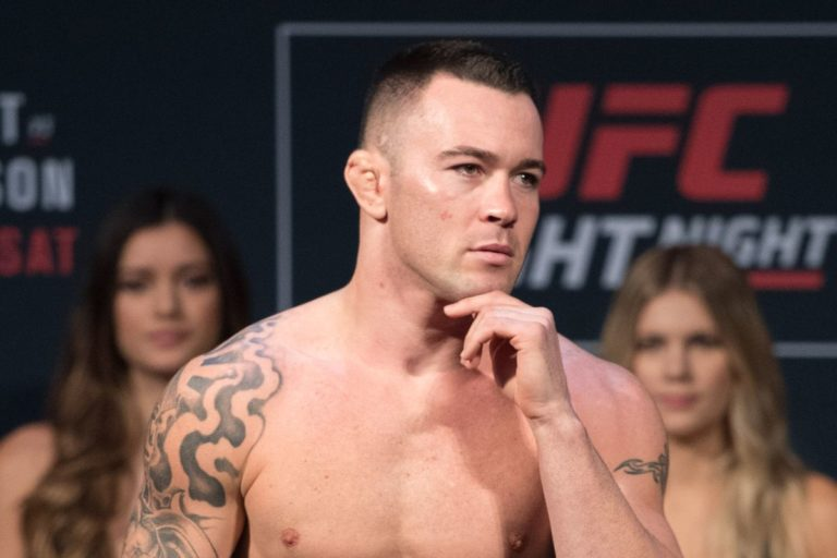Colby Covington Goes Too Far, Insults Mike Perry's Girlfriend