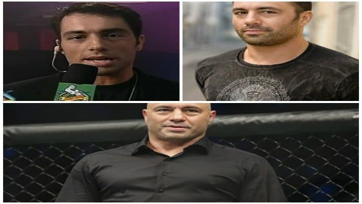 Shock as Joe Rogan is Revealed to be Three Different People