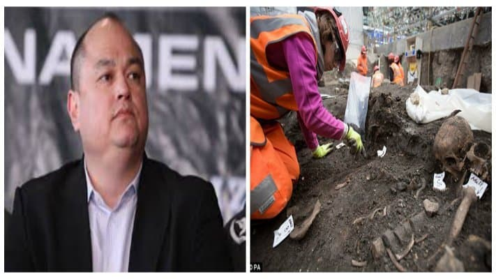 Scott Coker Begins Excavation of Cemetery to Find New Fighters to Sign